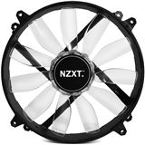 NZXT FZ 200mm LED blau 200x200x30mm 700 U/min 20 dB(A) schwarz/transparent