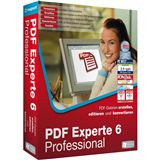 Avanquest PDF Experte 6 Pro Minibox 32/64 Bit Deutsch Tool FPP PC (CD)