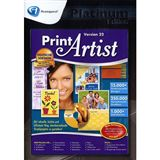Avanquest Print Artist 22 - Platinum Edition 32/64 Bit Deutsch Grafik Vollversion PC (CD)