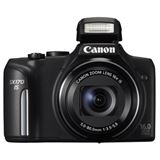 Canon PowerShot SX170 IS - Digitalkamera schwarz