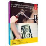 Adobe Photoshop Elements 12.0 und Premiere Elements 12.0 32/64 Bit Deutsch Grafik EDU-Lizenz PC/Mac (DVD)
