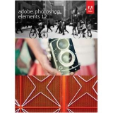 Adobe Photoshop Elements 12.0 32/64 Bit Deutsch Grafik Upgrade PC/Mac (DVD)