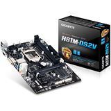Gigabyte GA-H81M-DS2V Intel H81 So.1150 Dual Channel DDR3 mATX Retail