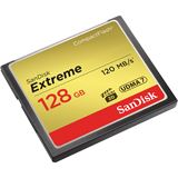 128 GB SanDisk Extreme Compact Flash TypI 1333x Retail