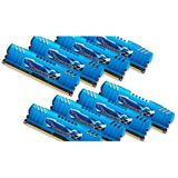 64GB G.Skill RipJawsZ DDR3-2400 DIMM CL11 Octa Kit