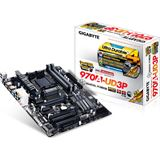 Gigabyte GA-970A-UD3P AMD 970 So.AM3+ Dual Channel DDR3 ATX Retail