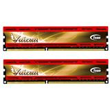 8GB TeamGroup Vulcan Series rot DDR3-2133 DIMM CL10 Dual Kit