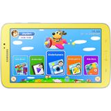 "7.0"" (17,78cm) Samsung Galaxy Tab 3 Kids T2105B WiFi/Bluetooth V3.0 8GB gelb/grün"