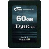 "60GB TeamGroup Dark L3 2.5"" (6.4cm) SATA 6Gb/s MLC (T253L3060GMC101)"