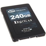"240GB TeamGroup Dark L3 2.5"" (6.4cm) SATA 6Gb/s MLC (T253L3240GMC101)"