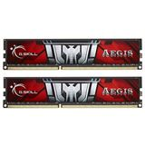 8GB G.Skill Aegis DDR3-1600 DIMM CL11 Dual Kit