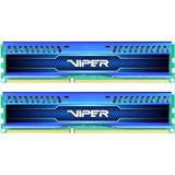 16GB Patriot Viper 3 Low Profile Series - Blue Sapphire DDR3-1600 DIMM CL10 Dual Kit
