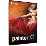 Corel Painter X3 32/64 Bit Multilingual Grafik EDU-Lizenz PC/Mac (DVD)