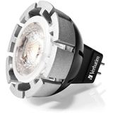 Verbatim LED MR16 7W 3000K Klar GU5.3 A