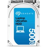 "500GB Seagate Laptop Ultrathin HDD ST500LT032 16MB 2.5"" (6.4cm) SATA 6Gb/s"