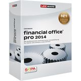 Lexware Financial Office Pro 2014 32/64 Bit Deutsch Office Vollversion PC (CD)