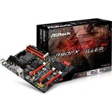 ASRock Fatal1ty 990FX Killer AMD 990FX So.AM3+ Dual Channel DDR3 ATX Retail