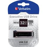 32 GB Verbatim Executive Metall USB 2.0