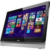 "23,6"" (59,94cm) MSI Adora24 2M-S355M4G50S7PGMX Touch All-in-One PC"