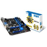 MSI B85M-G43 Intel B85 So.1150 Dual Channel DDR3 mATX Retail