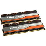 16GB Avexir Blitz Series Orange LED OC-Force DDR3-1866 DIMM CL9 Dual Kit
