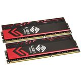 16GB Avexir Blitz 1.1 ECS LEET Red rote LED DDR3-1866 DIMM CL9 Dual Kit
