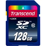 128 GB Transcend Ultimate SDXC Class 10 Retail