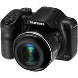 Samsung BW Digital-Fotokamera 16MP,sw WB1100F black