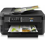 Epson WorkForce WF-7610DWF Tinte Drucken/Scannen/Kopieren/Faxen Cardreader/LAN/USB 2.0/WLAN