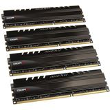16GB Avexir Core Series orange LED DDR3-2133 DIMM CL11 Quad Kit
