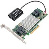 Adaptec RAID 81605ZQ 16 Port PCIe 3.0 x8 Battery Backup Unit / Low Profile retail
