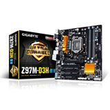 Gigabyte GA-Z97M-D3H Intel Z97 So.1150 Dual Channel DDR3 mATX Retail