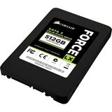 "512GB Corsair Force Series LX 2.5"" (6.4cm) SATA 6Gb/s MLC Toggle (CSSD-F512GBLX)"