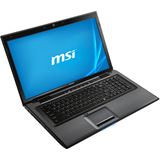 "Notebook 17.3"" (43,94cm) MSI CX70-2PFi587W7"