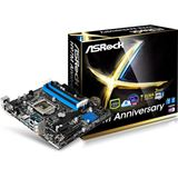 ASRock H97M Anniversary Intel H97 So.1150 Dual Channel DDR3 mATX Retail