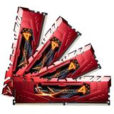 32GB G.Skill RipJaws 4 rot DDR4-2666 DIMM CL15 Quad Kit