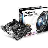 ASRock FM2A58M-VG3+ AMD A58 So.FM2+ Dual Channel DDR3 mATX Retail