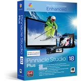 Corel Pinnacle Studio 18 Plus 32/64 Bit Deutsch Videosoftware Vollversion PC (DVD)