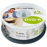 xlyne DVD-R 4.7 GB 25er Spindel (2025000)