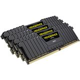 16GB Corsair Vengeance LPX schwarz DDR4-2133 DIMM CL13 Quad Kit