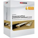 Lexware Financial Office Premium Handwerk 2015 32/64 Bit Deutsch Finanzen Vollversion PC (CD)