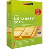 Lexware Büro Easy 2015 32/64 Bit Deutsch Office Vollversion PC (CD)