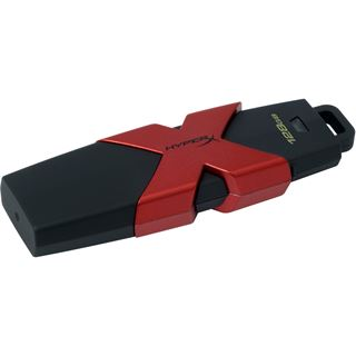 128 GB HyperX Savage schwarz/rot USB 3.1