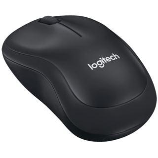 Logitech M220 Silent USB schwarz (kabellos)