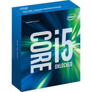 Intel® Core i5 7600K