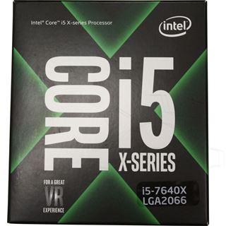 Intel® Core i5 7640X