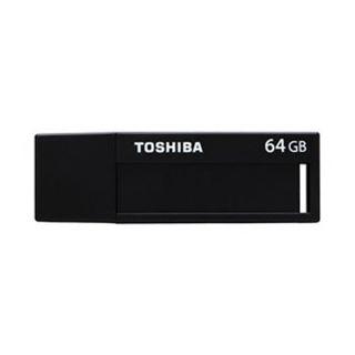 64 GB Toshiba TransMemory U302 schwarz USB 3.0