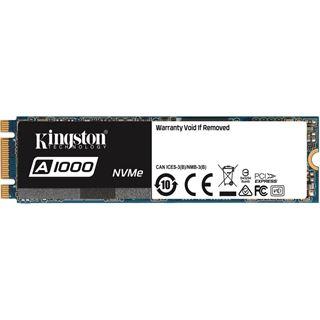 Kingston SSDs 960 GB
