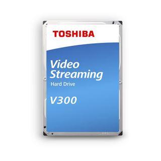 "1000GB Toshiba V300 Video HDWU110UZSVA 64MB 3.5"" (8.9cm) SATA"