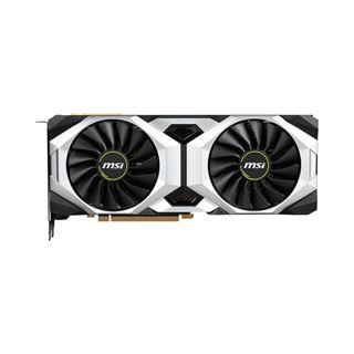 11GB MSI GeForce RTX 2080 Ti VENTUS 11G Aktiv PCIe 3.0 x16 (Retail)